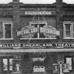 Williams Dreamland Theatre before the riot (findfamilyroots.com)